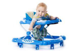 Chodzik – jaki wpływ ma na zdrowie dziecka