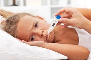 Na co wskazuje podwyższona temperatura u dziecka?