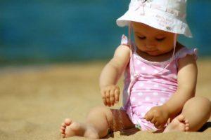 promienie uv, jak chronic dziecko