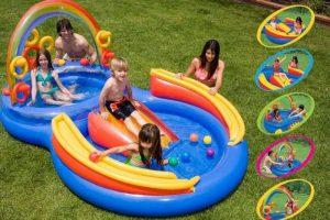 basen dla dziecka